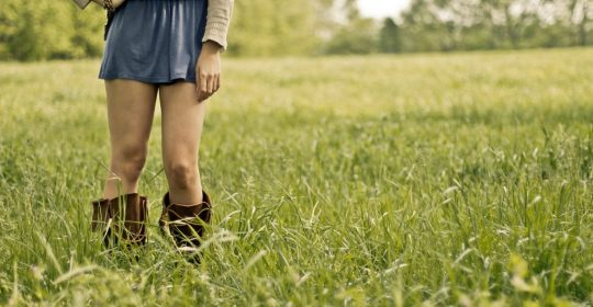 Young People with Varicose Veins – It's more common than you think