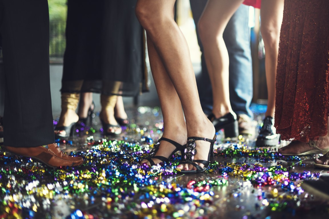 Flaunting Flawless Legs in a Party - VeinCare